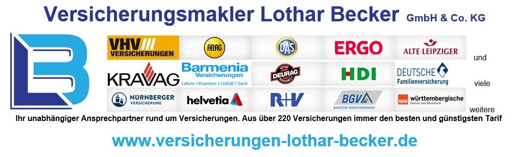 Versicherungsmakler Lothar Becker